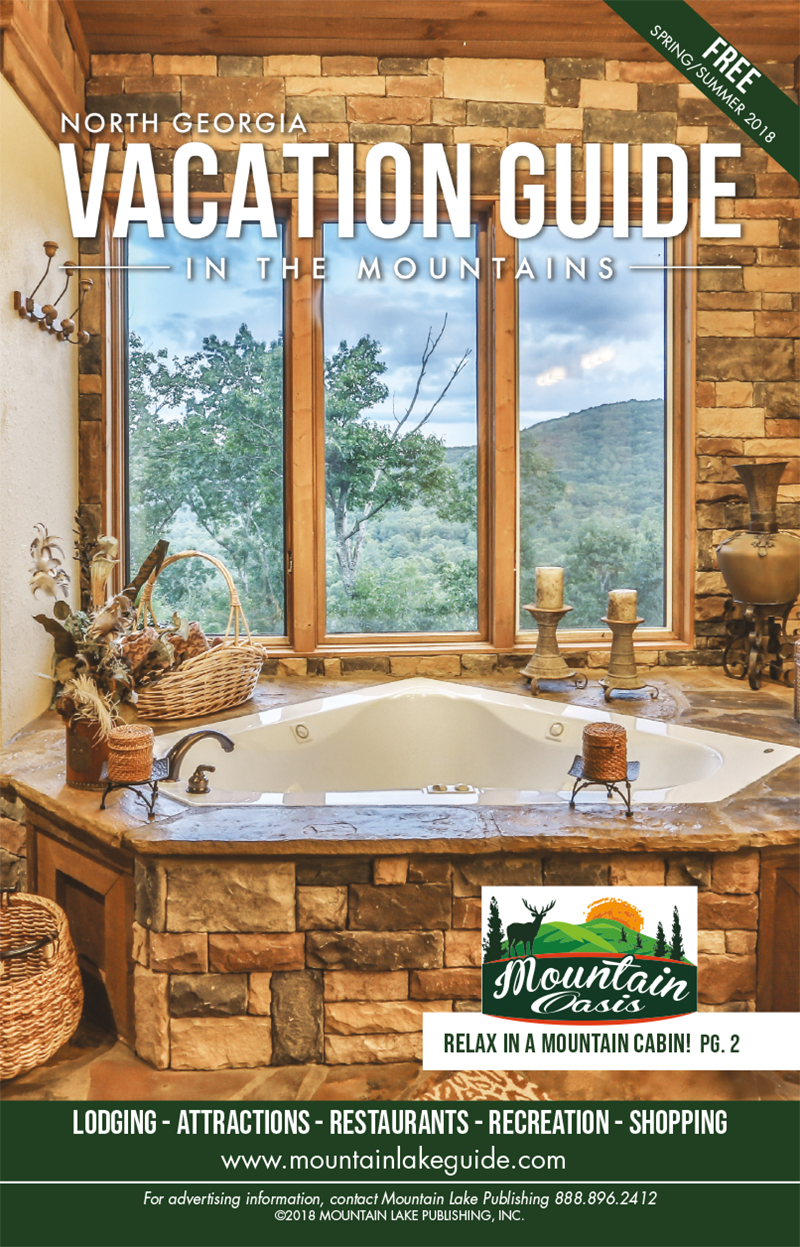 GA Vacation Guide in the Mountains Spring/Summer 2018