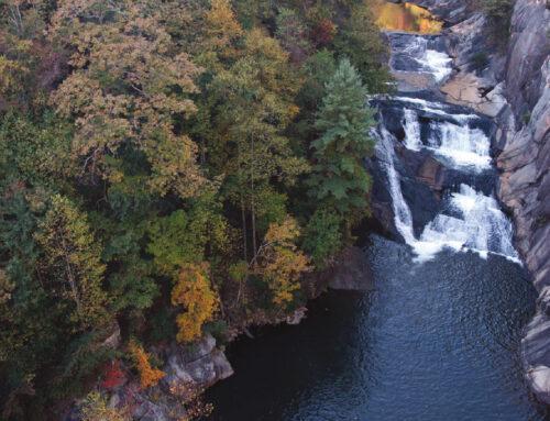 Tallulah Falls: The Niagra Falls of the South